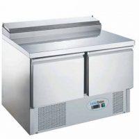 KOLDBOX KXCC2-SAL Compact Gastronorm Prep Counter 240L