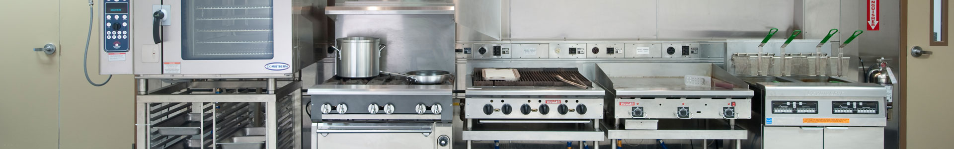 Commercial Kitchen Appliances New and Reconditioned by Anglia Catering Equipment-Banner