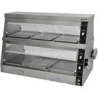 iMettos HDS-4 Countertop Warmer Display Case 1200mm