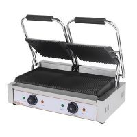 iMettos PG-2SA Contact Grill TwinRibbed