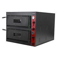 iMettos PO-4-2 Twin Deck Pizza Oven