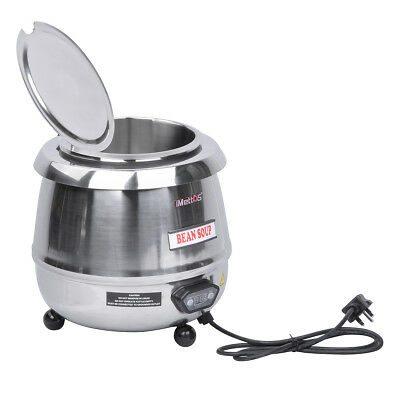 iMettos SB-6000SL Soup Kettle 10L 2