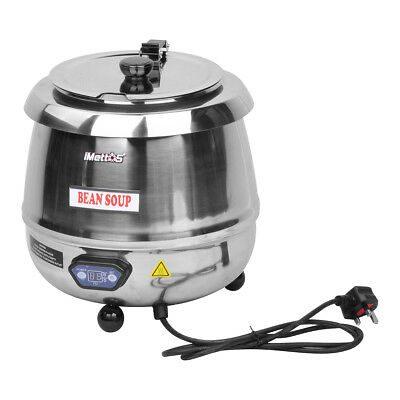 iMettos SB-6000SL Soup Kettle 10L