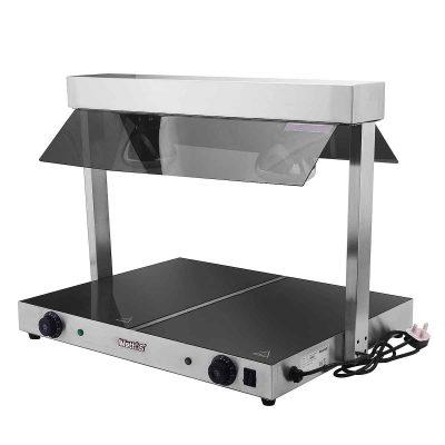 iMettos TC-2F Electric Buffet Warmer