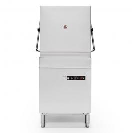 Sammic X-100B Pass-through Dishwasher with Drain Pump