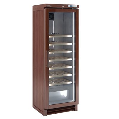 Infrico EVV100 Upright Single Door Wine Cellar 350L