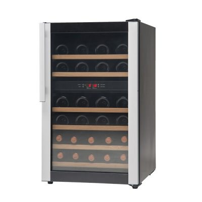 Vestfrost W32 Dual Zone Under Counter Wine Cabinet 114L