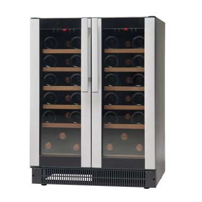 Vestfrost W38 Dual Zone Under Counter Wine Cabinet 119L