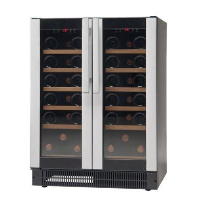 Vestfrost W38 Dual Zone Under Counter Wine Cabinet 119L