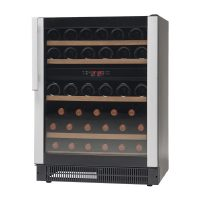 Vestfrost W45 Dual Zone Under Counter Wine Cabinet 134L