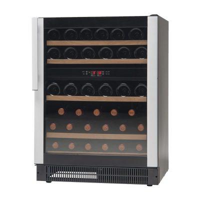 Vestfrost W45 Dual Zone Under Counter Wine Cabinet 134L