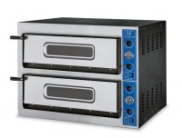 """GGF X 44/36 Italian Electric Twin Deck Pizza Oven - 8 x 14"""" pizzas"""