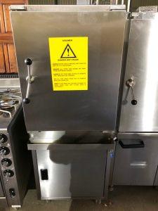 Falcon reconditioned Gas Steamer