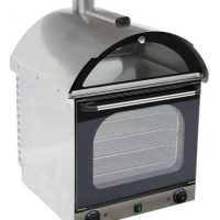 Infernus INF-1AE-TD Electric Potato Oven