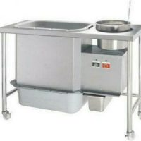 Infernus INF-BreadingTable, Electric Fried Chicken Breading Table
