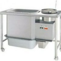 Infernus INF Breading Table Electric Fried Chicken Breading Table