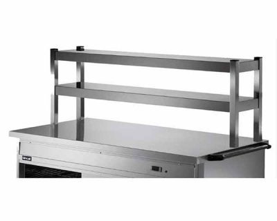 Lincat Panther PS2H Range of Heated Overshelves for P6B2P6P2