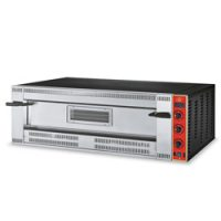 """GGF G6 Italian Wide Gas Single Deck Pizza Oven - 6 x 14"""" pizzas"""