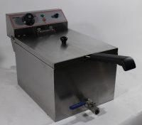 Infernus INEF-17V Countertop 17 Litre Single Tank Electric Fryer