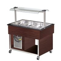 Blizzard BB3-COLD-WE Cold Buffet Display 3 x GN11