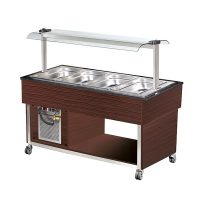 Blizzard BB4-COLD-WE Cold Buffet Display 4 x GN11
