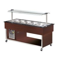 Blizzard BB5-COLD-WE Cold Buffet Display 5 x GN11