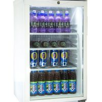 Blizzard BC105 Budget Glass Door Display Cooler 105L