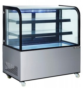 Blizzard DC370 Mobile Display Merchandiser 1216mm Width