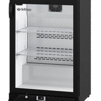 Infrico ZX1 Single Door Bottle Cooler (144 Bottles)