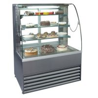 Frost Tech P75-100 Chilled Patisserie Display 1000mm Wide