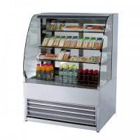 Frost Tech P75-100-OPEN Self Service Merchandiser 1000mm Wide