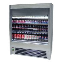 Frost Tech SD75-100-SHU Stainless Steel Multideck 1000mm Wide