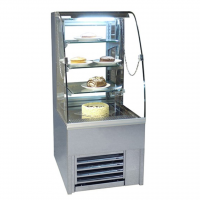 Frost Tech P75-60 Chilled Patisserie Display 600mm Wide