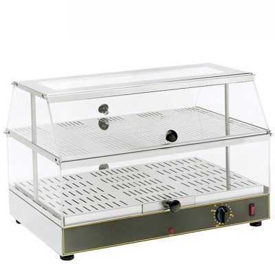 Roller Grill WD200 Countertop Heated Display Case 590mm