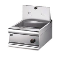 Lincat CS4 Silverlink 600 Electric Counter-top Chip Scuttle 450mm (w)