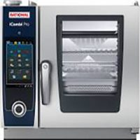Rational iCombi Pro XS 6-2/3 Electric Combination Oven 6 Grid, 2/3 GN