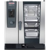 Rational iCombi Classic 10-1/1 Gas Combination Oven 10 Grid, 1/1 GN