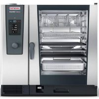 Rational iCombi Classic 10-2/1 Gas Combination Oven 10 Grid, 2/1 GN