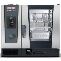Rational iCombi Classic 6-11 Gas Combination Oven 6 Grid, 11 GN