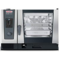 Rational iCombi Classic 6-2/1 Gas Combination Oven 6 Grid, 2/1 GN
