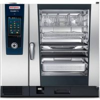 Rational iCombi Pro 10-2/1 Gas Combination Oven 10 Grid, 2/1 GN mbination Oven 10 Grid, 2/1 GN