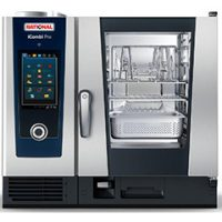 Rational iCombi Pro 6-1/1 Electric Combination Oven 6 Grid, 1/1 GN