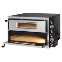 "GGF 44 Italian Twin Deck Electric Pizza Oven 8 x 14"" Pizzas"