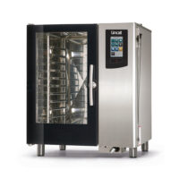 Lincat LC110I Visual Cooking - Injection Gas Counter-top Combi Oven, 10 x GN 1/1