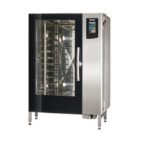 Lincat LC220I Visual Cooking - Injection Gas Free-Standing Combi Oven, 20 x GN 2/1