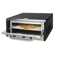 Lincat LDPO/B Lynx 400 Single Deck Pizza Oven, Black