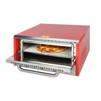 Lincat LDPOR Lynx 400 Single Deck Pizza Oven, Red