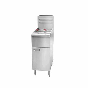 NOWAH Fryer single tank gas