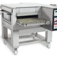 Zanolli 08/50V E Electric Conveyor Pizza Oven. Zanolli 08/50V Gas Conveyor Pizza Oven