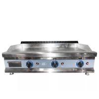 ACE 900mm 3 Burner Gas Griddle with 11mm Griddle Plate